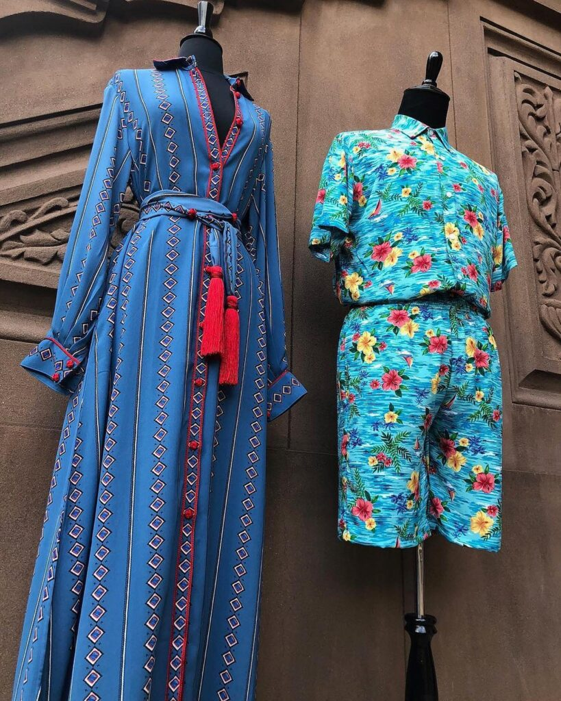 Harlem Clothing Black Owned Business Judy's Black Book