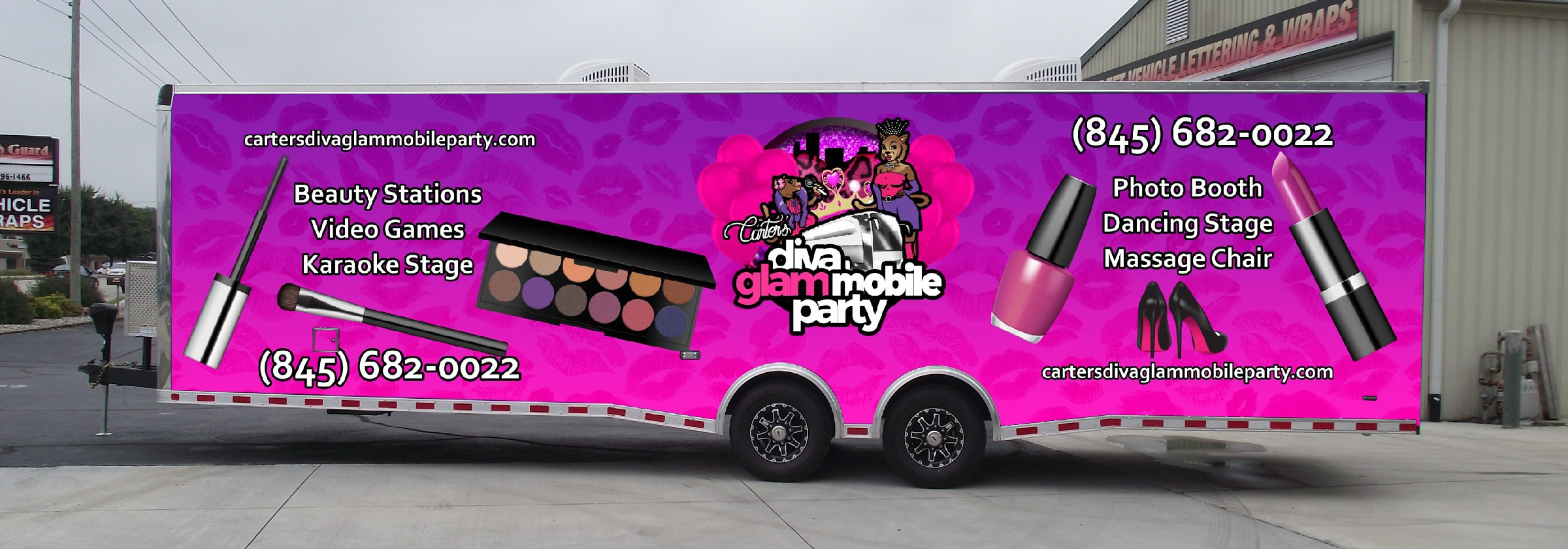 Carter's Diva Glam Mobile