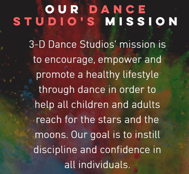 3D Dance Studios
