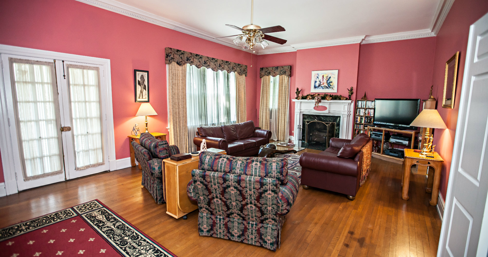bed and breakfast black owned hotel durham