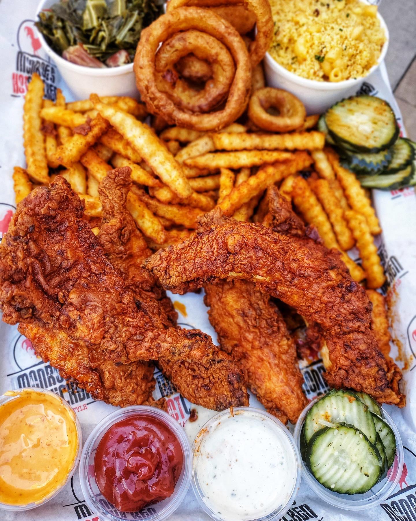 Monroe's Hot Chicken