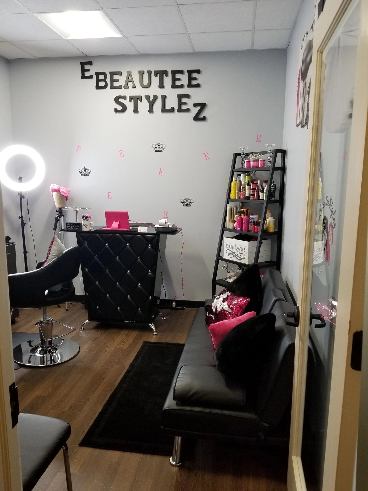 Ebeauteestylez Salon Suite