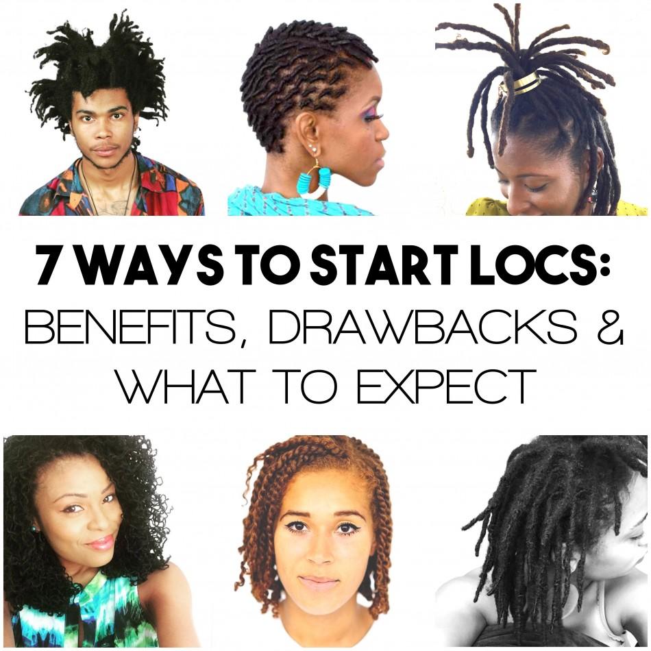 Start Locs