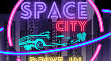 Space City Shows (Drive in Movie Theatre)