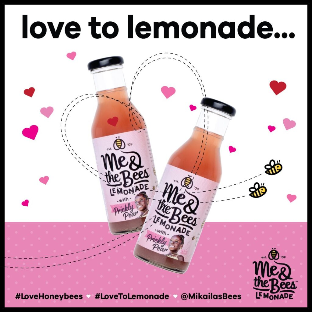 lemonade me and the bees kids in business black owned business judys black book
