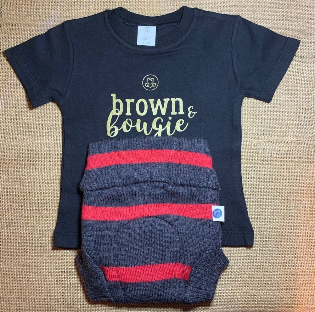 copper rose baby clothes accessories black owned business judy's black book