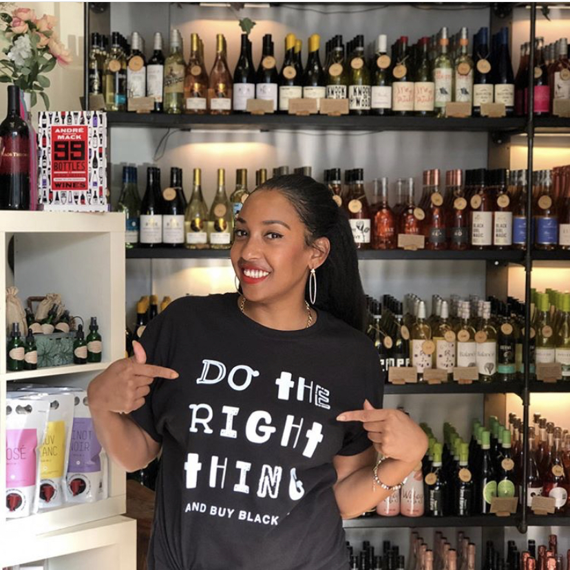 happy cork wine spirits brooklyn black owned business judys black book