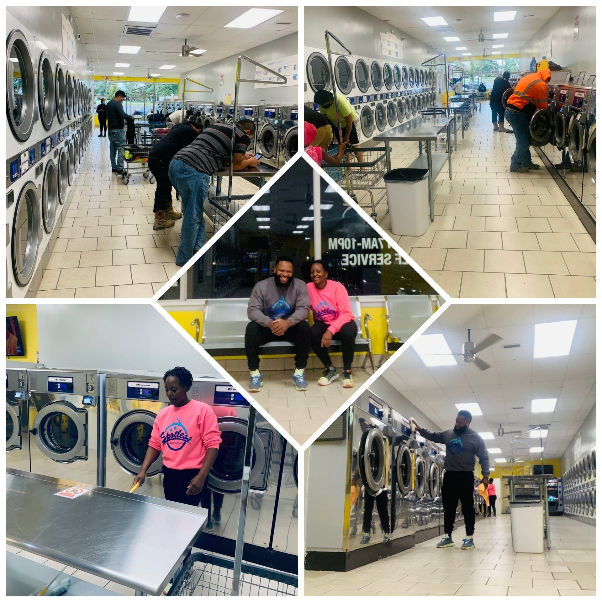 laundromat wash clothes black owned business judys black book